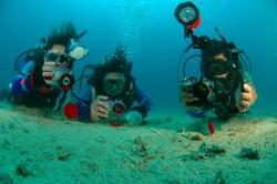 沖縄 水中フォトセミナー